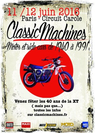 classic machines 2016