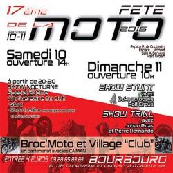 FETE DE LA MOTO – BOURBOURG