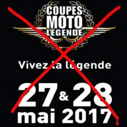 Adieu les coupes moto légende