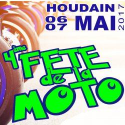 4éme fête de la moto – Houdain