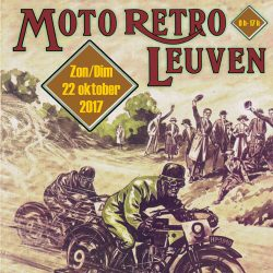 MOTO RETRO LEUVEN (LOUVAIN – B)