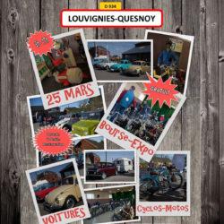 Expo auto/moto Louvignies-Quesnoy