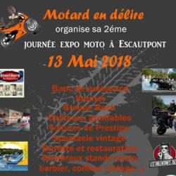 JOURNÉE MOTO A ESCAUTPONT (59)