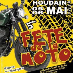 5éme fête de la moto – Houdain