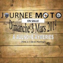 JOURNEE MOTO D'AULNOYE-AYMERIES