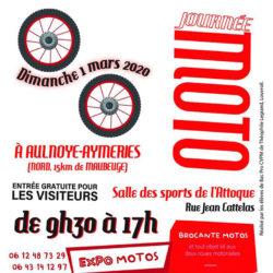 LA JOURNÉE MOTO DU BÉCANE CLUB DE MORMAL